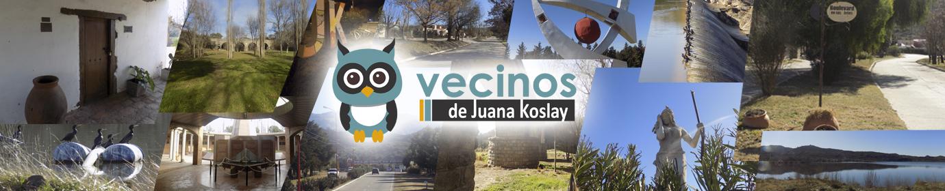 Vecinos de Juana Koslay